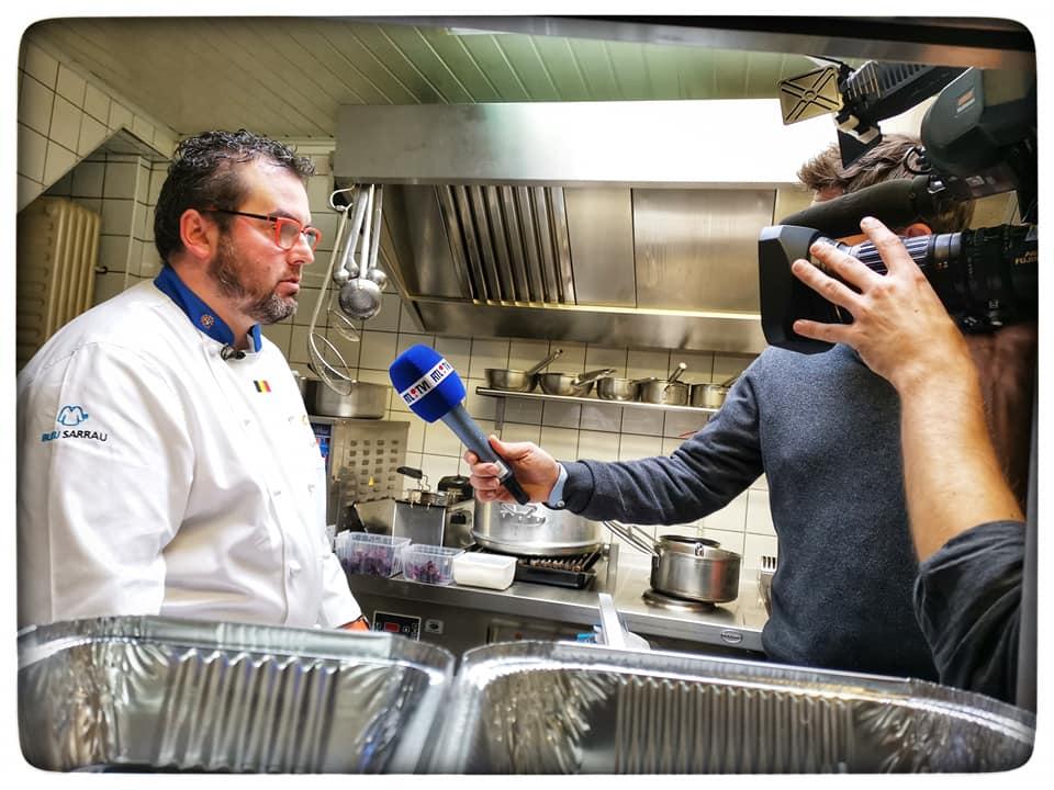 RTL Tvi dans nos cuisines !